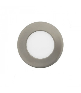 Downlight Led 3W Nikel