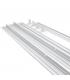 Kit Superficie Panel 120x30 Blanco
