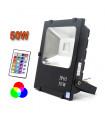 Foco Led RGB 50W