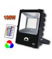 Foco Led 100W RGB